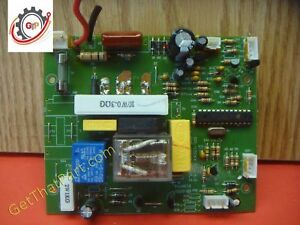 Staples Spl 1506x Paper Shredder Main Control Board Switch Assembly