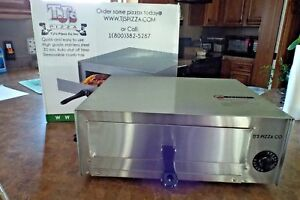New Tj s Pizza Counter Top Pizza Oven Pro Commercial 1450w Hard To Find