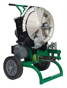 Greenlee 555cxes 555cx Electrical Bender With 1 2 2 Emt Shoe Group