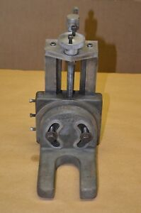 Palmgren 400 Adjustable Milling Vice Attachment For Lathe