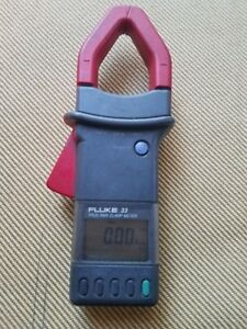 Fluke Model 30 Clamp On Amp Meter Great Condition And Fully Funtional
