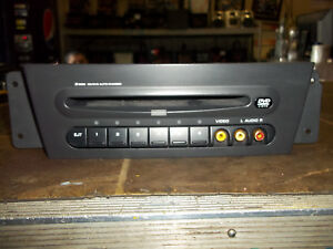 2004 2005 06 07 2008 Chrysler Pacifica Cd Dvd Changer 05094031ac Video Automatic