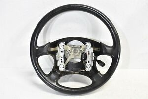 1996 1999 Subaru Legacy Steering Wheel Assembly With Cruise Control Switch