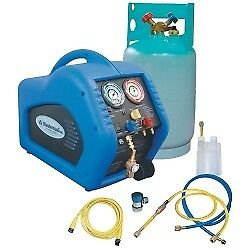 Mastercool Complete Ac Recovery System 69100