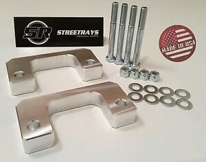 sr Chevy Gmc Silverado Sierra 07 20 Front 1 Lift Leveling Kit Lower Mount