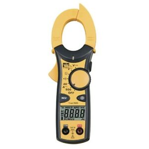 Ideal 61 746 Clamp pro 600 Amp Clamp Meter With True Rms