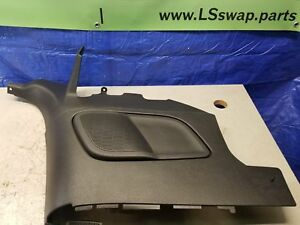 Ford 13 14 Mustang Interior Quarter Trim Panel Rear Arm Rest Driver Side Left