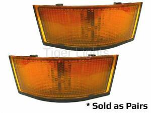 Led Amber Corner Light John Deere Re55150 Re55151 8000 9000 Series Deere Tl8040
