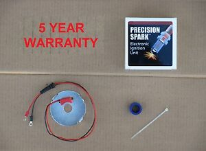 Precision Spark Electronic Ignition For Massey Ferguson Mf 35 50 65 To 20 To 30