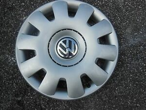 Volkswagen Jetta Golf Hubcap Wheel Cover 2001 To 2011 15 Factory Vw 61538 1
