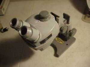 Bausch And Lomb Stereo Zoom Microscope