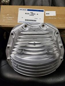 Ford F250 F350 Super Duty Rear Axle Differential Cover Aluminum 6 4l