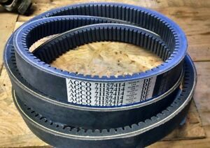 New F2 F3 Gleaner Combine Belt 71157414 Right Pivot Drive Usa Belt Agco