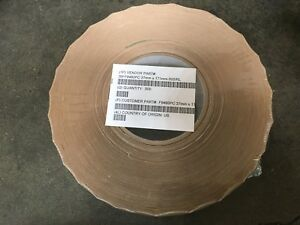 New 3m F9460pc Adhensive Transfer Tape 500 X Rectangular 35mm X 171mm Per Roll