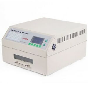 T962a Reflow Oven 300x320mm Automatic Machine Rework Station T962a Soldering