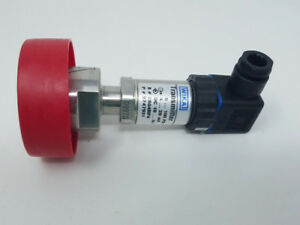 Wika Sanitary Pressure Transmitter 0 100 Psi 2in Tri clamp S 10 3as 10 3a