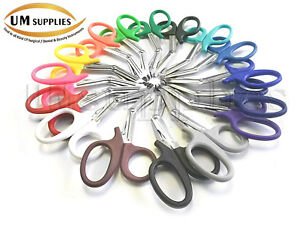 100 Emt Shears Scissor Bandage Paramedic Ems 7 25 10 Colors Holiday Gift New