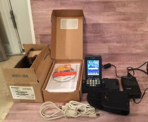 Intermec Cn3 Handheld Computer Barcode Scanner With Dock Charger And Stand