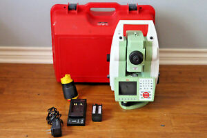 Leica Viva Ts11 3 Reflectorless Conventional Survey Total Station