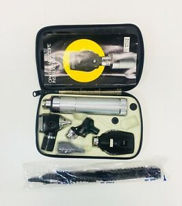 Welch Allyn Diagnostic Set Otoscope 25020 ophthalmoscope 11620 pat Pend 265