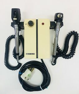 Welch Allyn Transformers 74710 Otoscope 25020 ophthalmoscope 11620