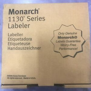Avery Monarch 1130 Series Labeler Price Gun Genuine Brand New