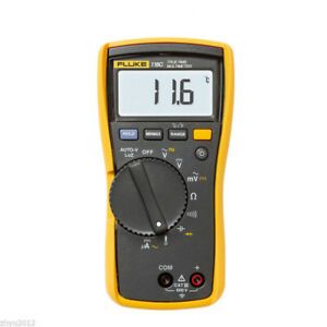 1pcs New Fluke 116c Hvac Multimeter With Temperature And Microamps