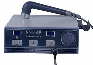 New Ultrasound Therapy Equipment Personal Use Pain Relief 1mhz With Program U2