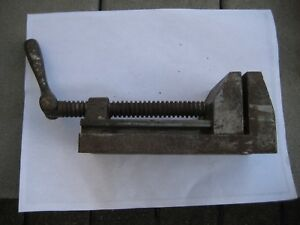 Vintage Heavy Duty Drill Press Vise