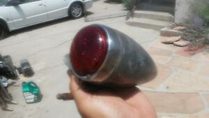 Oldsmobile Oldsig 1936 1939 Tail Light 714