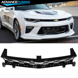 Fits 16 19 Chevy Camaro 50th Anniversary Front Bumper Upper Grille
