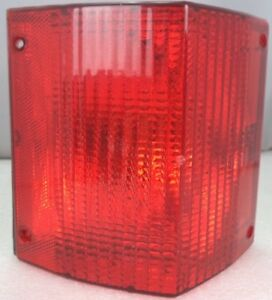 Glo brite Red Stop turn tail Lamp Assy Flxible Bus 97 6120 1 P n 1237 88r