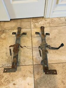 1973 1974 1975 1976 1977 Chevy Truck C10 Driver Side Bucket Seat Tracks