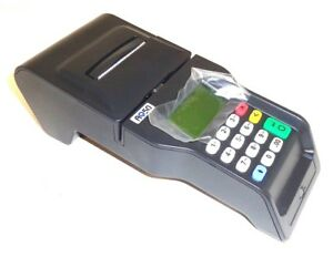 Ingenico Aqua Aq50 Credit Card Terminal Printer