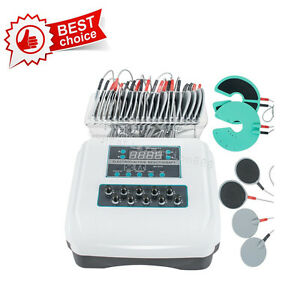 Microcurrent Body Shaper Slimming Weight Loss Skin Tightening Machine Usa Sell