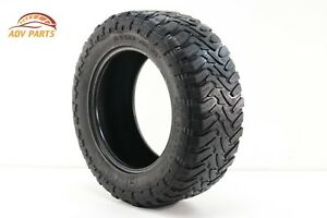 One Used Tire Fuel Off Road Tri Ace 35x12 50 R20 121q 7 32nds Oem