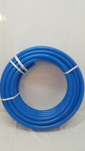 1 100 Coil Blue Certified Non barrier Pex Tubing Htg plbg potable Water