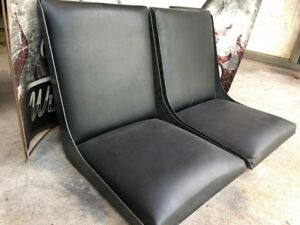 Diy Low Profile Bomber Seats Frames Only Two Pairs Bucket Seats