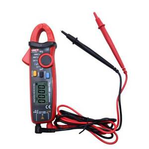 100a Led Digital Clamp Digital Multimeter With Buzzer Voltage Ampere Meter Test