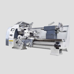 850w Mini Metal Lathe 8x16 Bench 220v Lathe Variable Speed Thread Processing