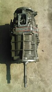 Jeep Wrangler Ax 15 Transmission 4 0 4 2 5 Speed Fits Cherokee