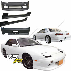 Vsaero Frp Vert Body Kit 4pc 2dr Coupe For Nissan 240sx 89 94