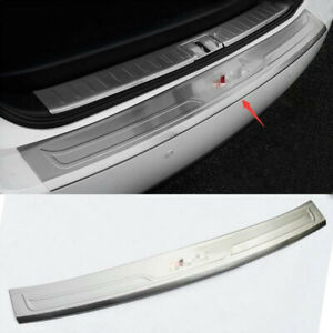 For 2010 15 Lexus Rx270 Rx350 Rx450h Stainless Rear Bumper Protector Cover Trim
