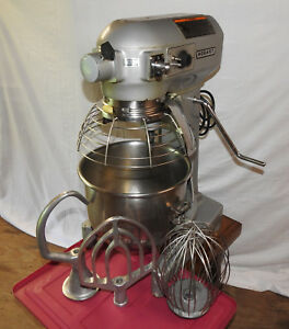 Nice Hobart A200 Commercial Mixer 20qt 1 2hp 115v A 200 Pick Up Central Pa