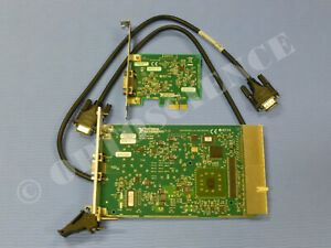 National Instruments Pxi 8360 Pcie 8361 Mxi express Kit With Cable