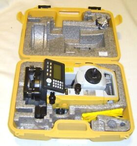 Topcon Es 65 5 Reflectorless Total Station W Bluetooth W 2 Battery