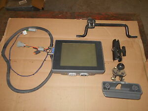 New Holland Combine Intelliview Plus Monitor Kit Fits Cr920 940 960 970 980
