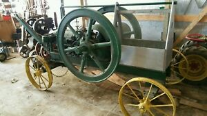 10hp Fairbanks morse Gas Engine