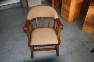 Ranch Oak Chair