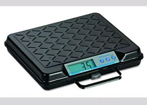 Brecknell Digital Shipping Scale Gp250 usb Portable W Backlit Lcd Display